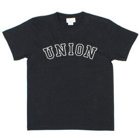 7UNION 7ユニオン The Union Tee 半袖 Tシャツ IAXY-003C ブラック