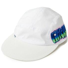 インターブリード キャップ 帽子 ロングビルキャップ INTERBREED Airbrush Logo Long Bill Cap IB18SS-CAP04 ホワイト