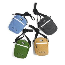 ヘイト ショルダーポーチ メンズ レディース HAIGHT Corduroy Shoulder Pouch ft. 4D7S ホデナス コラボレーション ショルダーバッグ ポーチ ワンサイズ 送料無料 コーデュロイ 全4色 HT-G198002