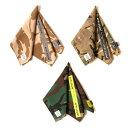 アップルバム スカーフ メンズ レディース 送料無料 APPLEBUM × PLAY Rip Camo Scarf バンダナ コラボ ストリート ブランド applebum …