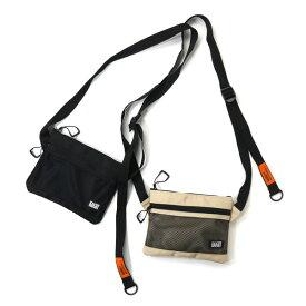 ヘイト バッグ メンズ レディース 送料無料 HAIGHT Drop Belt Sacoche haight サコッシュ ショルダーポーチ おしゃれ ストリート ブランド 全2色 ワンサイズ HT-G200001