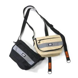 ヘイト バッグ メンズ レディース 送料無料 HAIGHT Drop Belt Small Messenger Bag メッセンジャーバッグ ショルダーバッグ おしゃれ ストリート ブランド 全2色 ワンサイズ HT-G200002