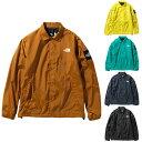 ノースフェイス ジャケット メンズ 送料無料 THE NORTH FACE The Coach Jacket ザ コーチジャケット 撥水加工 全5色 S-XL NP22030
