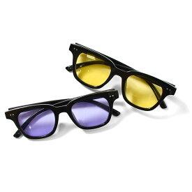 サンカク サングラス ユニセックス 送料無料 SUNKAK Type 2 Limited 伊達メガネ ワンサイズ 全2色