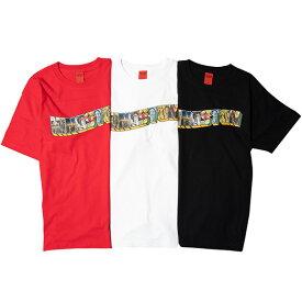 ナインルーラーズ Tシャツ 送料無料 NINE RULAZ LINE KINGSTON TEE ユニセックス tシャツ ninerulaz ストリート REGGAE レゲエ ジャマイカ キングストン NRL M-XXL 全3色 NRSS20-003