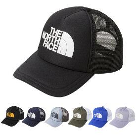 ノースフェイス 帽子 メッシュキャップ THE NORTH FACE ロゴメッシュキャップ Logo Mesh Cap 送料無料 ノースフェイスキャップ アウトドア キャンプ スポーツ メンズ レディース おしゃれ プレゼント 全7色 ワンサイズ NN02045