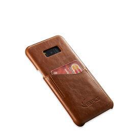 Samsung Galaxy S8 ケース/カバー レザー カード収納 上質 高級 PU レザーおしゃれ かっこいい ヴィンテージ おしゃれ サムスン ギャラクシーS8 ハードケース/カバー おすすめ スマフォ スマホ スマートフォンケース/カバー SC-02J docomo SCV36 au