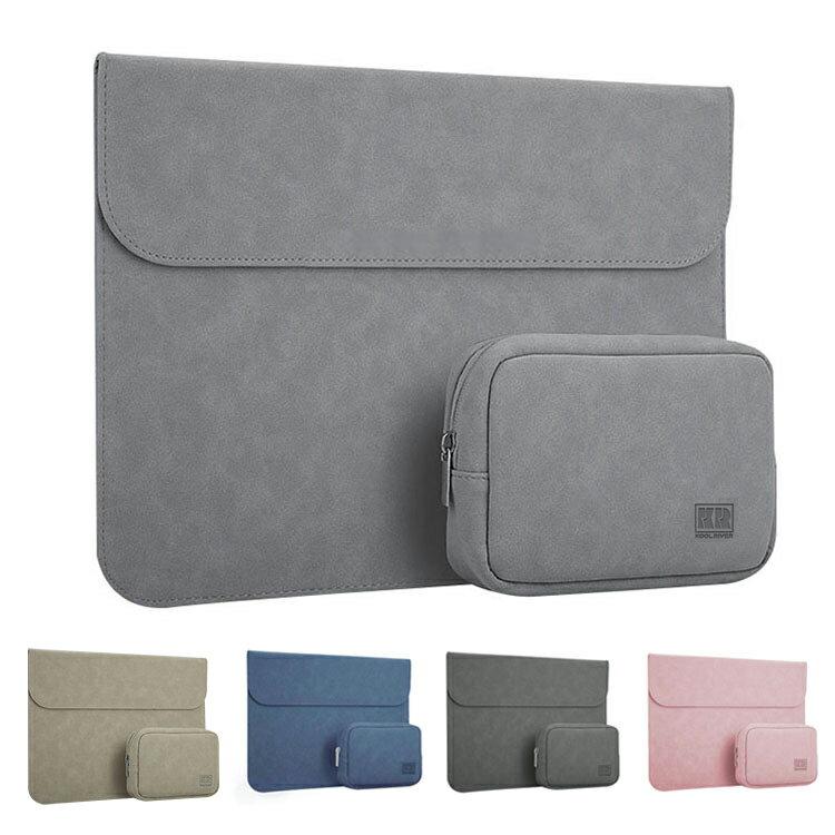 Surface Laptop ケース/カバー レザー 電源収納ポーチ付き セカンドバッグ型 おしゃれ サーフェス ラップトップ用 カバン型 レザーケース/カバー おすすめ おしゃれ スマホケース/カバー