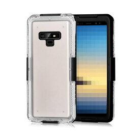 samsung Galaxy Note9 防水ケース/カバー IP68クラス 防塵/防水 ギャラクシー ノート9 ハードケース/カバー おすすめ おしゃれ アンドロイド スマフォ スマホ スマートフォンケース/カバー