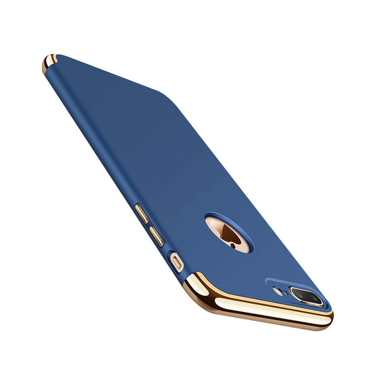 iPhone 7 plus ケース フルカバー シンプル スリム アイフォン7 プラス ハードカバー