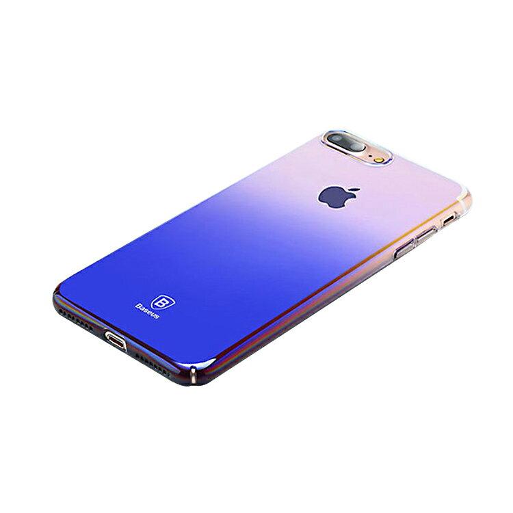 Apple iPhone8 Plus /iPhone7 plus クリア ケース PC 耐衝撃 アイフォン8プラス/7プラス ケース