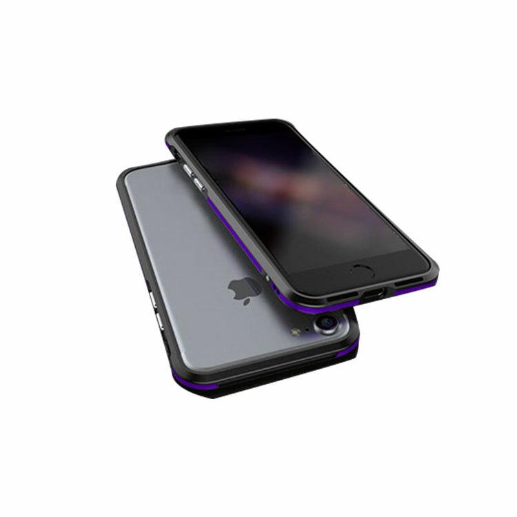 iPhone7 plus アルミ バンパー 金属 かっこいい カラーバンパー アイフォン7プラス メタルサイドバンパー