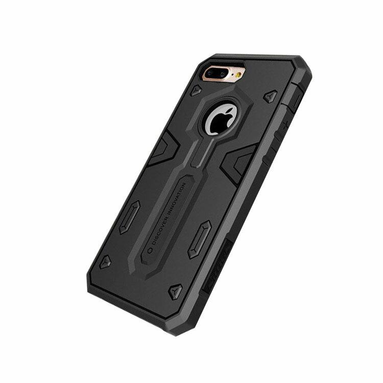 iPhone7 Plus ケース 耐衝撃TPU 2重構造 頑丈でタフ シンプルでおしゃれな アイフォン7プラス用背面ケース
