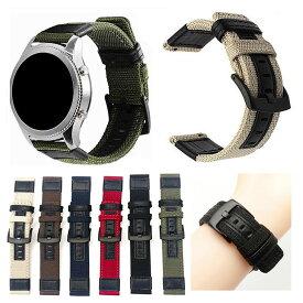 Huawei Watch GT2 Pro 用 交換バンド 時計バンド シンプル おしゃれ ナイロン製 スポーツ ベルト バンドファーウェイウォッチ GT2 プロ 22mm メタル 交換リストバンド 時計バンド