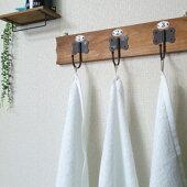 blan&co.の純白バスタオル3枚セット【日本製】カラーループ付きでどれを使ったのかすぐわかります♪【泉州産】