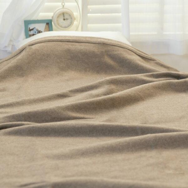 カシミヤ毛布 ダブルサイズ 日本製 送料無料 工場直販 産地直送 blan&co.プレミアム