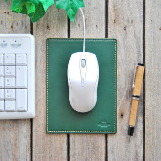 Mouse pad leather slim