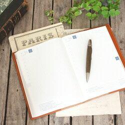 内面もすべて本革製で毎日手帳を開くのが楽しくなります。