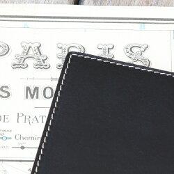 本革手帳カバー「B5サイズ」ノートカバー/国産フルタンニンドレザー/パーツを追加してセミオーダー可