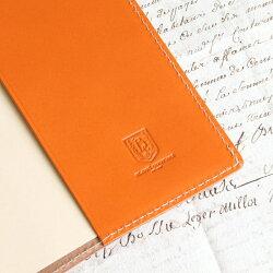 本革手帳カバー「ESダイアリーB6変型版専用サイズカバー」国産フルタンニンドレザー