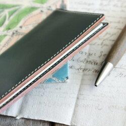 本革手帳カバー「超」整理手帳サイズ用カバー/国産フルタンニンドレザー