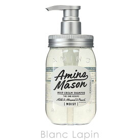 アミノメイソン Amino mason ディープモイストホイップクリームシャンプー 450ml [563289]