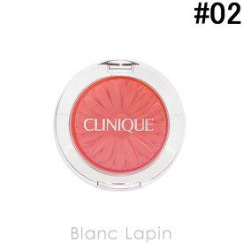 【ミニサイズ】 クリニーク CLINIQUE チークポップ #02 peach pop 2g [073583]【メール便可】