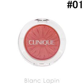 クリニーク CLINIQUE チークポップ #01 ジンジャーポップ 3.5g [601997]【メール便可】