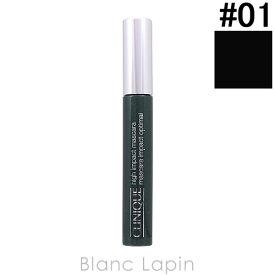 クリニーク CLINIQUE ハイインパクトマスカラ #01 ブラック 7ml [192334]【メール便可】