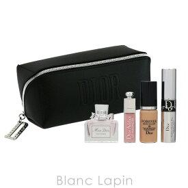 【ミニサイズセット】 クリスチャンディオール Dior ブラックポーチセット 2ml/4ml/5mlx2 [563208]