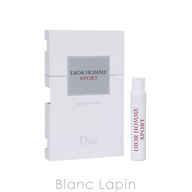 【ミニサイズ】 クリスチャンディオール Dior ディオールオムスポーツEDT 1ml [071338/333160]