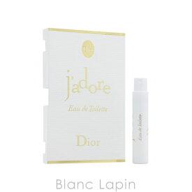 【ミニサイズ】 クリスチャンディオール Dior ジャドールオールミエール EDT 1ml [305990]