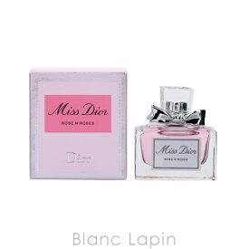 【ミニサイズ】 クリスチャンディオール Dior ミスディオールローズ&ローズ EDT 5ml [501040]
