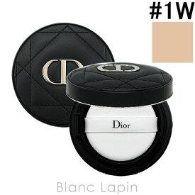 クリスチャンディオール Dior ディオールスキンフォーエヴァークッションSPF35/PA+++ #1W ウォーム 14g [461610]