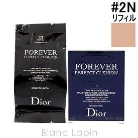 クリスチャンディオール Dior ディオールスキンフォーエヴァークッションSPF35/PA+++レフィル #2N ニュートラル 14g [461719]