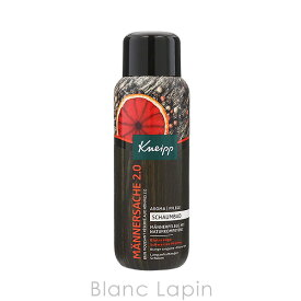 クナイプ KNEIPP バブルバス オレンジ&ブラックペッパー 400ml [133782]
