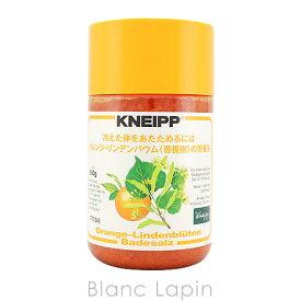 クナイプ KNEIPP バスソルト オレンジ・リンデンバウム【菩提樹】の香り 850g [850018]