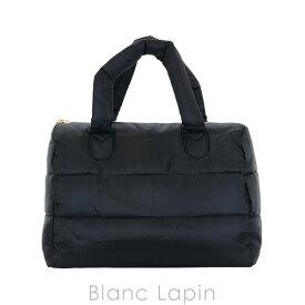 【ノベルティ】 ランコム LANCOME キルティングトートバッグ #ブラック [008035]