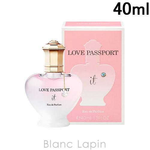 ラブパスポート Love Passport イット EDP 40ml [010894]