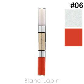 【並行輸入品】 ルナソル LUNASOL ドレスフォーリップス #06 Mellow Orange 8.6g [689554]【メール便可】
