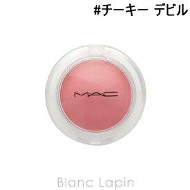 マック MAC M・A・C グロープレイブラッシュ #チーキー デビル 7.3g [470259]【メール便可】【ポイント5倍】
