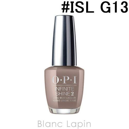 OPI インフィニットシャインネイルラッカー #ISL G13 ベルリン ゼア ダン ザット 15ml [439418]