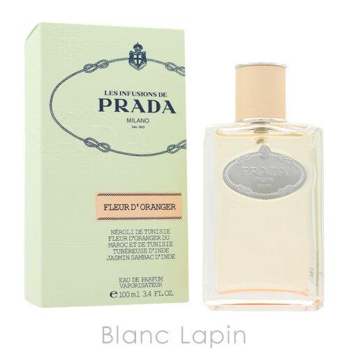 プラダ PRADA インフュージョンドゥプラダフルールオランジェ EDP 100ml [742226]