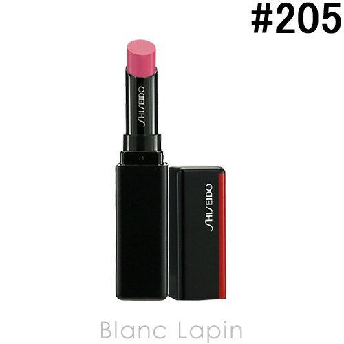 資生堂 SHISEIDO ヴィジョナリージェルリップスティック #205 Pixel Pink 1.6g [148055]【メール便可】