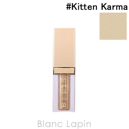 スティラ STILA マグニフィセントメタルグリッター&グロウリキッドアイシャドウ #Kitten Karma 4.5ml [352001]【メール便可】