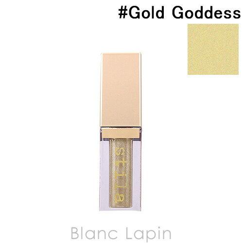スティラ STILA マグニフィセントメタルグリッター&グロウリキッドアイシャドウ #Gold Goddess 4.5ml [352032]【メール便可】