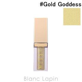 【並行輸入品】 スティラ STILA マグニフィセントメタルグリッター&グロウリキッドアイシャドウ #Gold Goddess 4.5ml [352032]【メール便可】