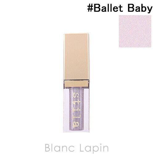 スティラ STILA マグニフィセントメタルグリッター&グロウリキッドアイシャドウ #Ballet Baby 4.5ml [352070]【メール便可】