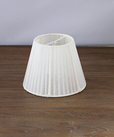 Blanc de Juillet シェード・オーガンジー・ブラン/シェード オーガンジー ブラン ホワイト 白 照明 ランプシェード