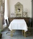 テーブルクロス ブラン ウォータープルーフ 270x140/テーブルクロス 撥水 クロス かわいい 北欧 プレイスマット キッチン雑貨 フラ…